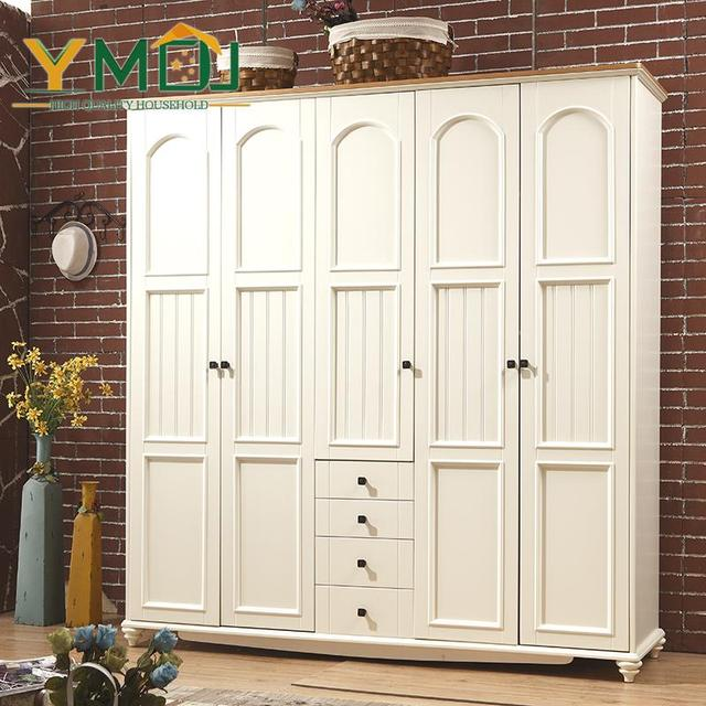 Awesome Five Wardrobe Combination Of Solid Wood Drawer Storage Armoire American  Country Garden Childrenu0027s Bedroom Furniture