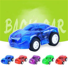 Automatic Perspective Car Original Transportation Car Building Compatible Colourful Duplo City Bricks Building Children Gifts(China)