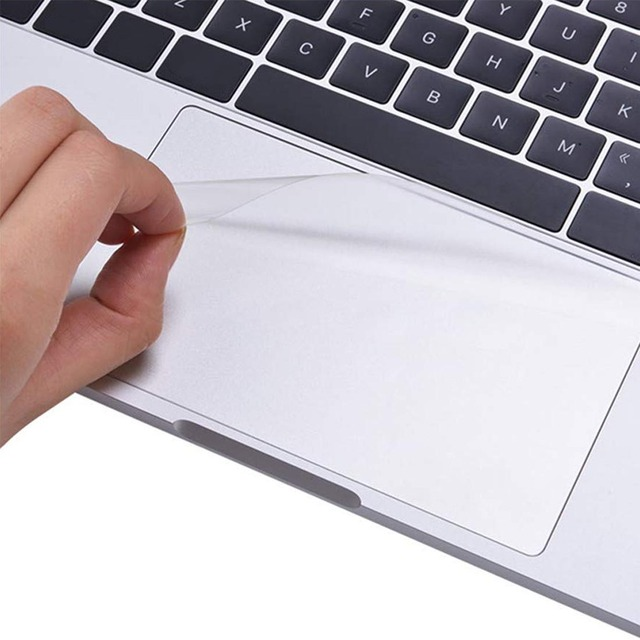 Touchpad Protective Film Sticker Protector for Apple Macbook Air 13 Pro 13.3 15 Retina Touch Bar 12 Touch Pad Laptop Accessories