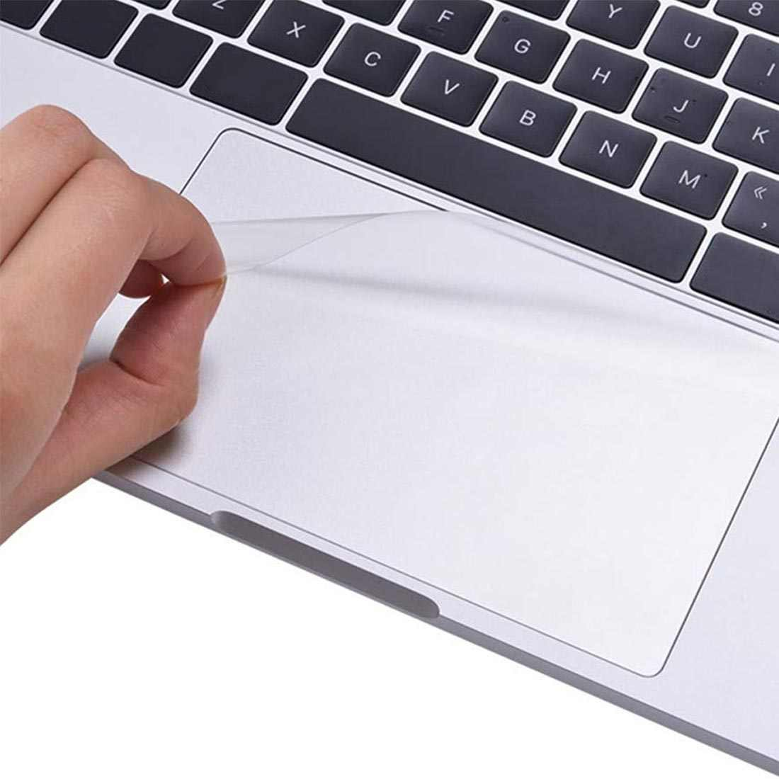 TouchPad Film Pelindung Stiker Pelindung untuk Apple Macbook Air Pro 13.3 15 Retina Touch Bar 12 Touch Pad Laptop aksesoris