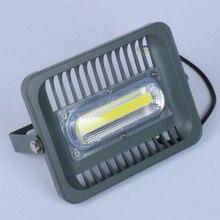 LED Spotlight 220V 50W 30W 100W IP65 Waterproof Flood light  Refletor Outdoor Floodlight LED Gargen Lighting  Led Street Light
