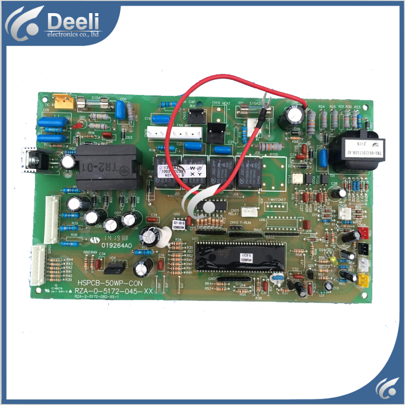 ФОТО 95% new Original for Hisense air conditioning Computer board circuit board KFR-5001W/Bp RZA-2-5172-092-XX-4