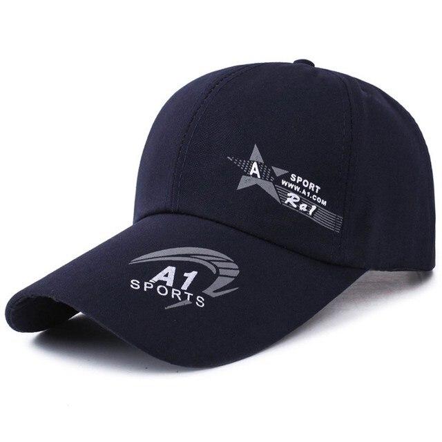 2017 new spring baseball cap sport and leisure sun hat adjustable big size man female baseball hat cool thin cotton