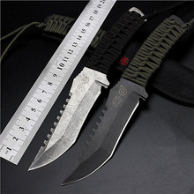 2016 Limited Quality Goods Outdoor Field High Hardness Small Straight Knife Wilderness Survival The Folding Fruit Diving Cutter