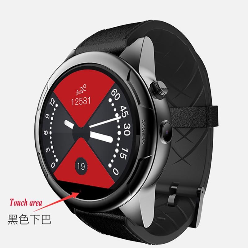 3+32GB Android GPS 4G smart wristwatch camera smart watch support 2G 3G 4G  Call sim card smartwatch pk zeblaze thor 4 pro 4 dual