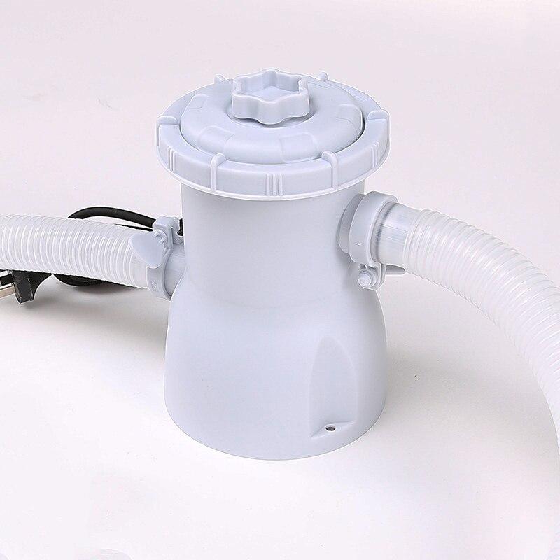 Pompe de filtre de piscine électrique pour le nettoyage des piscines 220 V SMN88