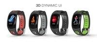 Doreal Smart Bracelet Heart Rate Blood Pressure Remote Camera Bracelet Multi Sport Mode Smart Wristband ios pulse watch