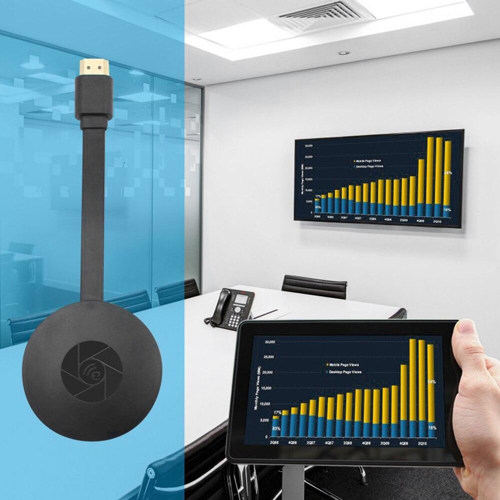 Digital HDMI Media Video Streamer Chromecast TV 4