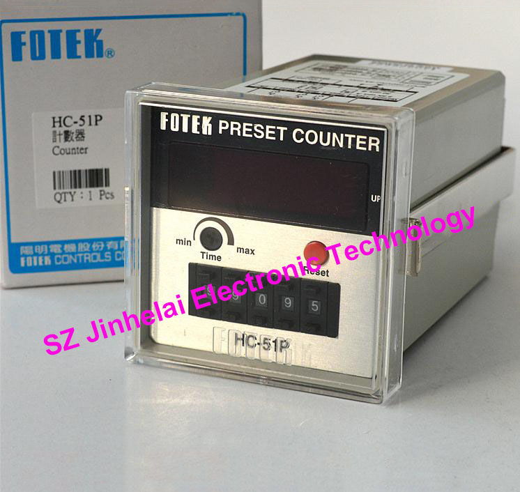 New and original HC-51P FOTEK Made in Taiwan паяльник bao workers in taiwan pd 372 25mm
