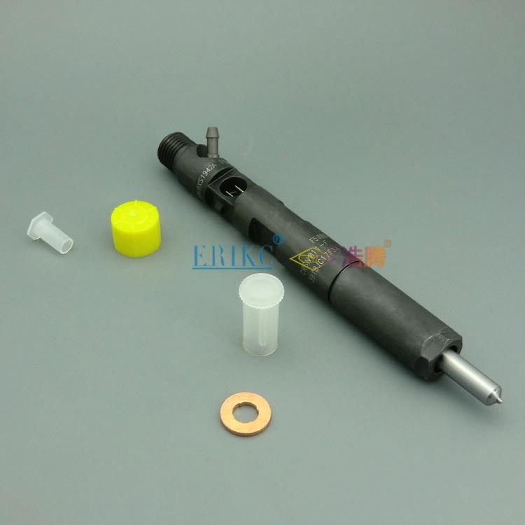 ERIKC top quality diesel common rail injector EJBR06101D OEM number F50001112100011, F5000-1112100-011 for 2,6L 4F ENGINE YC4F