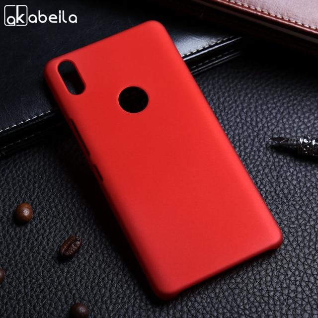 AKABEILA Oil-coated Phone Case For BQ Aquaris X5 Plus 5.0 Inch CaseCover Plastic Bag For BQ Aquaris X5 Plus 5.0 Inch Housing