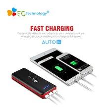 Bateria Externa Portable Carregador Portatil Para Celular Universal Cargador Portatil Fast Charging Power Bank 18650 Powerbank