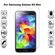 2 шт. стекло для Samsung Galaxy S5 Neo Защитная пленка для экрана закаленное стекло для Samsung Galaxy S5 Neo G903F G903 SM-G903F S5Neo
