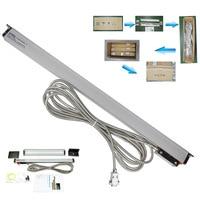 Высокая точность ttl/RS 422/1VPP 1um1400 1500mm IP55 цифровые линейные весы/линейный энкодер/линейный датчик уровнемерный инструмент