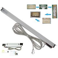 High precision TTL/RS 422/1VPP 1um1400 1500mm IP55 Digital Linear Scale/Linear Encoder/Linear Sensor Level measuring instrument