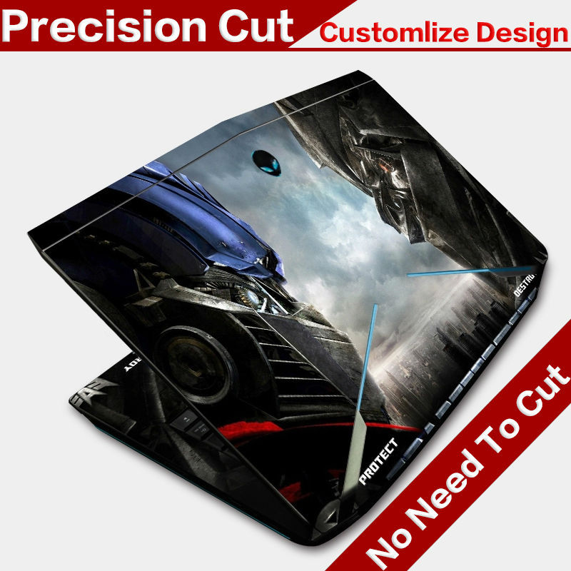 Customlized Design Laptop Skins Decal For Alienware New