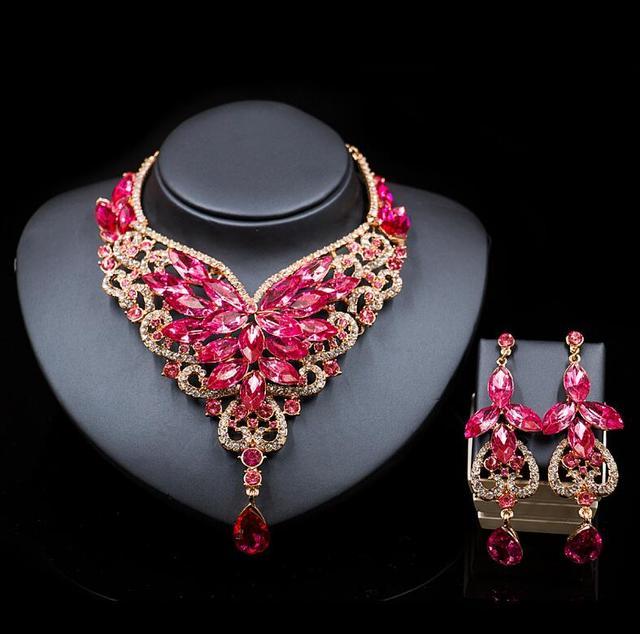 Indian Jewelry Set Dubai...