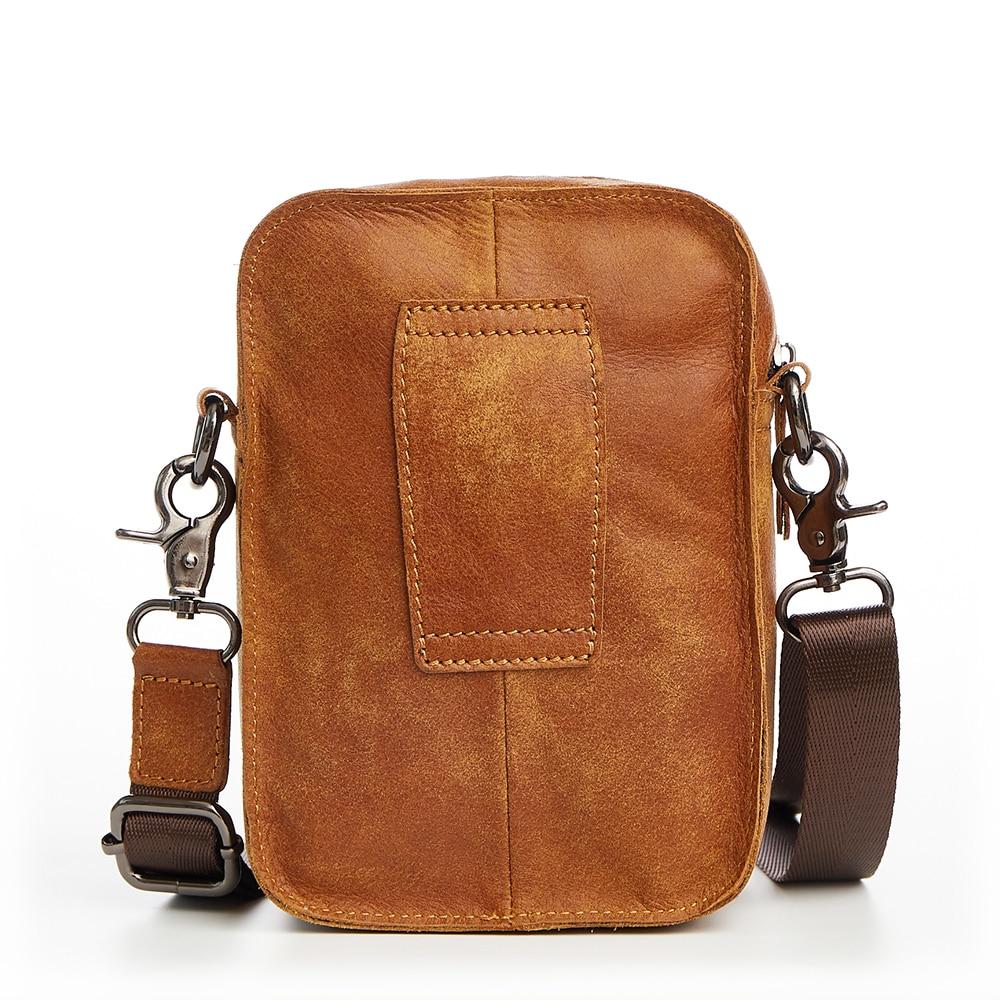 JOYIR Brand Men Bag Fashion Men Shoulder Bags High Quality Handbags Genuine  Leather Casual Messenger Bag Men s Crossbody Bags 8738c9d877f88