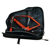Новый EVA велосипед жесткий чехол коробка непромокаемые bycicle дорожная сумка для 26 27,5 MTB 700C дорожные велосипеды Bicicleta пакет аксессуары