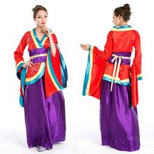 Halloween Stage Costumes Chinese Style Tang Dynasty Chateau Fairy Hanfu