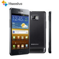 Original Unlocked Samsung GALAXY S2 I9100 Mobile Phone Android Wi Fi GPS 8 0MP Camera Core