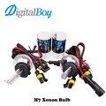 Digitalboy Coches HID Xenon Bombillas 12 V 55 W Linterna Del Coche Lámpara de La Niebla para H1 H3 H7 H8/H9/H11 9005 9006 880 881 Coche de Iluminación 6000 k