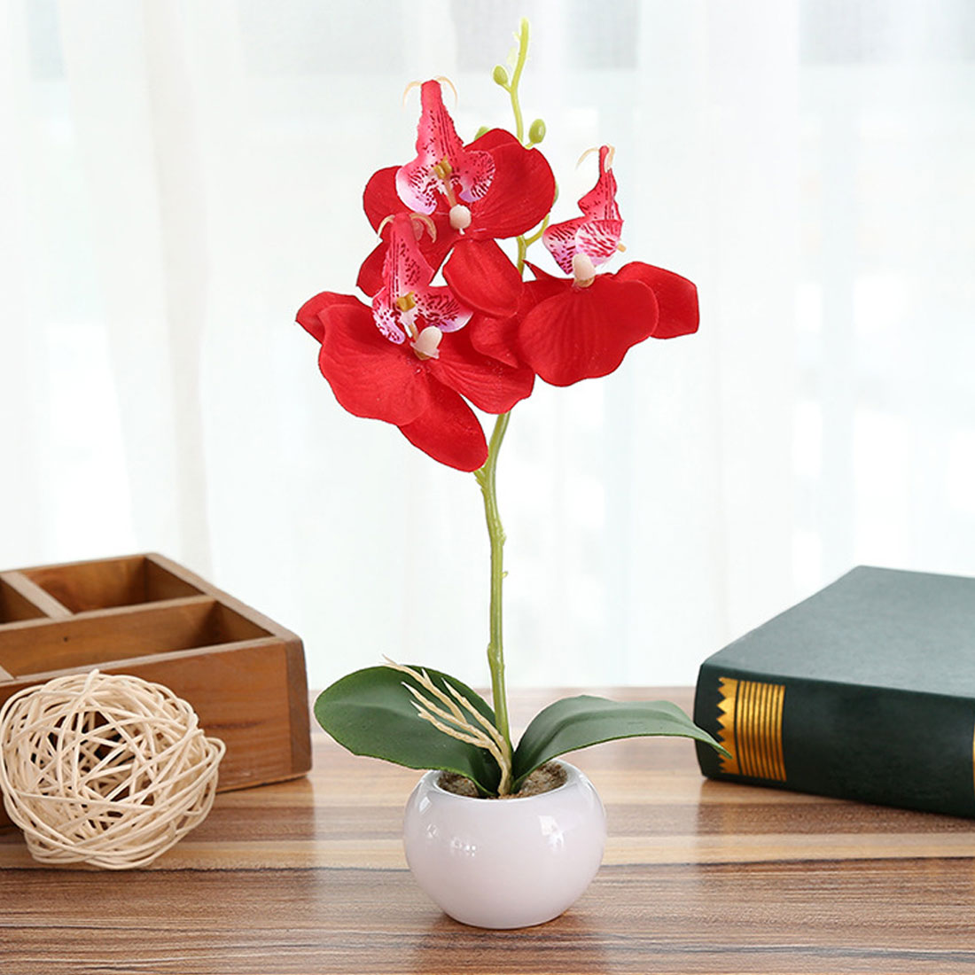 Aliexpress Buy New Artificial Plants Bridal Floral Home