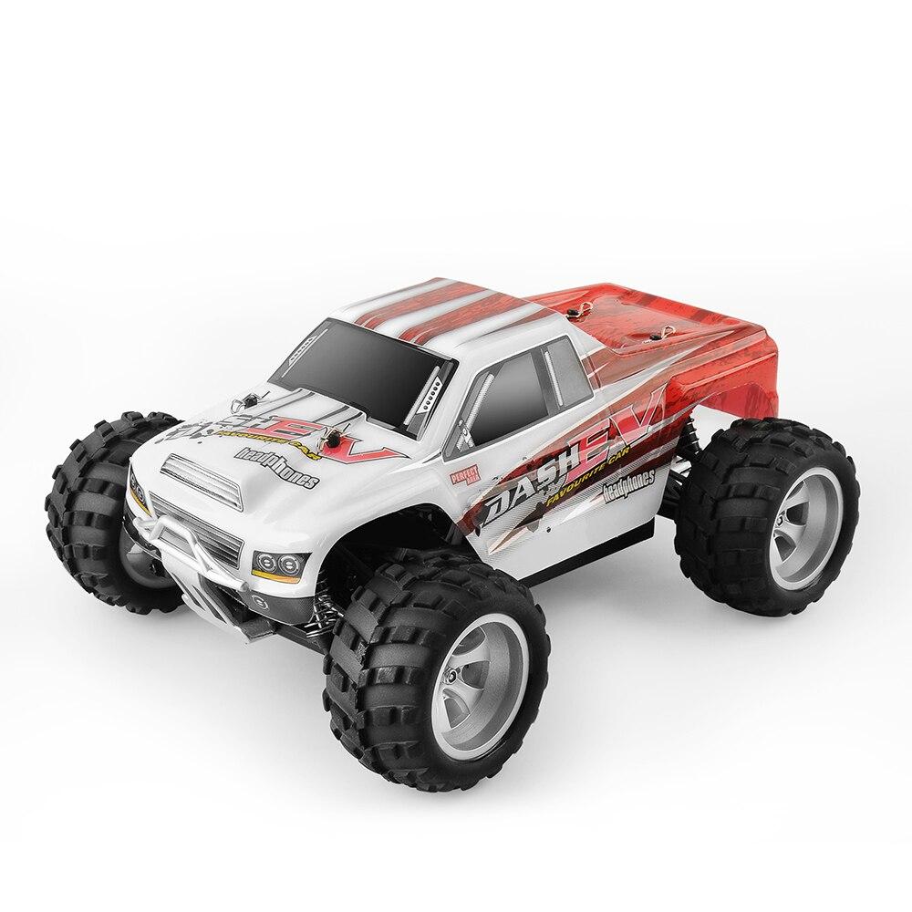 Wltoys A959/A979 Rc voiture 1:18 version de mise à niveau haute vitesse 70 km/h 2.4G voiture 4WD radiocommande camion RC Buggy tout-terrain jouets pour garçon - 3