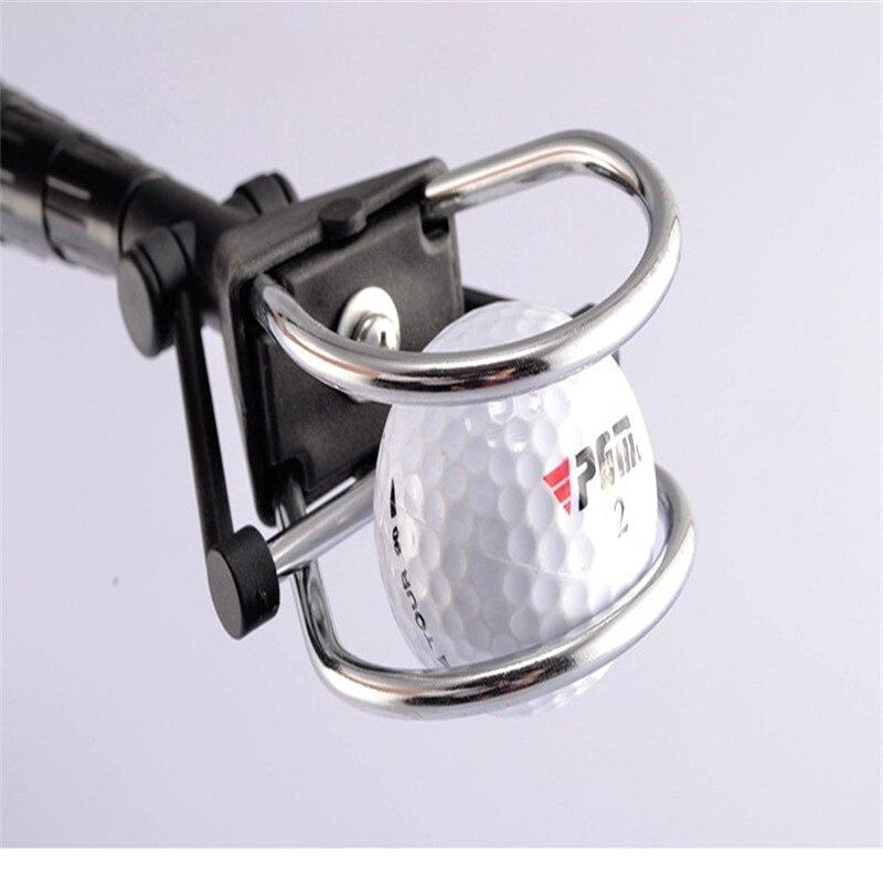 Pelota de golf es material de aleación de aluminio de pesca puede ser libremente