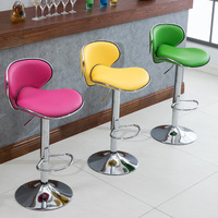 bar chair Swing the high Front desk cashier lift stool Bar wholesale bar stools for home counter chair