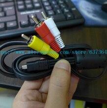 Digital Camera AV Video Cable For Nikon D7100 D3200 D3300 D5200 D5300 S9500 S9400 S9200 S9100 S8200 P530 P520 P510 P330 P310