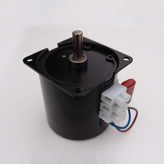 цена на 60KTYZ Reduction Motor 2.5RPM Low Noise Gear box Electric Motor High Torque Low Speed 220v Synchronous AC Motor