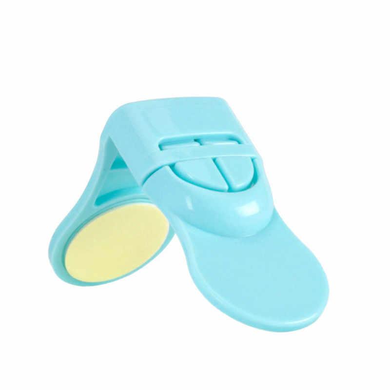 1 adet Çekmece Kapı Dolap Dolap Tuvalet Güvenlik Kilitleri Bebek Çocuk Güvenliği Bakımı Plastik Kilitleri Sapanlar Bebek Bebek Koruma Toptan