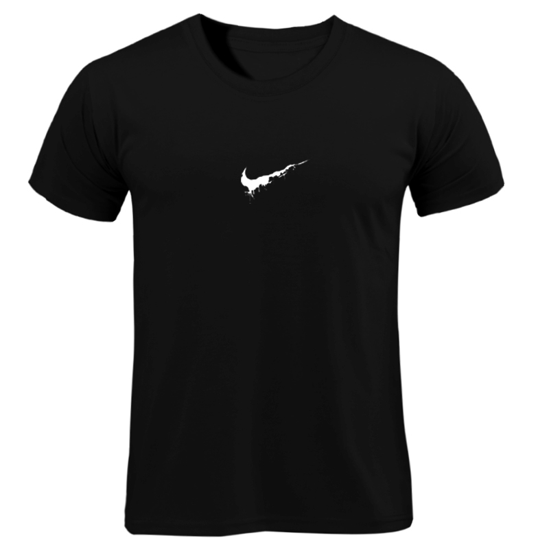 New Males Girls Brief Sleeve Cotton T-shirt Summer time Informal Vogue Gyms Health Bodybuilding T Shirt Male Slim Tees Tops Clothes T-Shirts, Low-cost T-Shirts, New Males Girls Brief Sleeve...