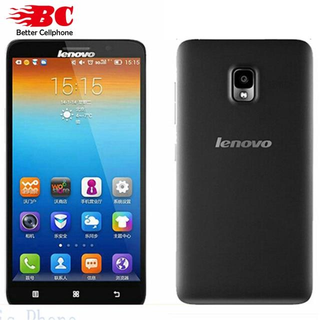 Original Lenovo A850 Plus 4GB ROM 1GB RAM 55 Inch Android 42 Smartphone MTK6592 3G
