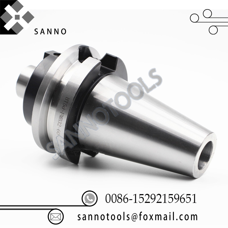 BT50- FMB22, BT50-FMB27, BT50-FMB32, BT50-FMB40 Cnc Shell Tool Holder, Sheell Mill Arbors, Face Mill Holder For Milling Lathe