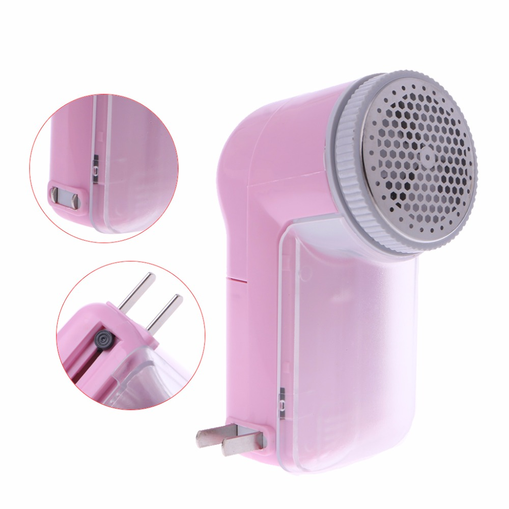 Fuzz Pills Shaver Electric Clothes Lint Remover Portable Pellets Cut Machine New new diy fuzz