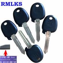 Новый ключ зажигания ID46 с чипсетом для HYUNDAI Accent купе Santa Fe Elantra Tucson Getz Lavita Tiburo Verna, Автомобильный ключ