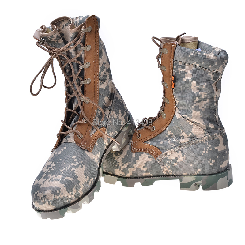 Aliexpress.com : Buy Wellco outdoor camping camouflage boots ...
