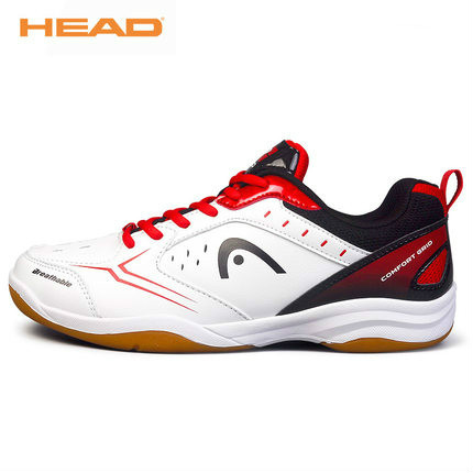 HEAD Badminton Shoes Professional Light Non Slip Antiskid Training Breathable Anti Slippery Tennis Sneakers Sport Shoes