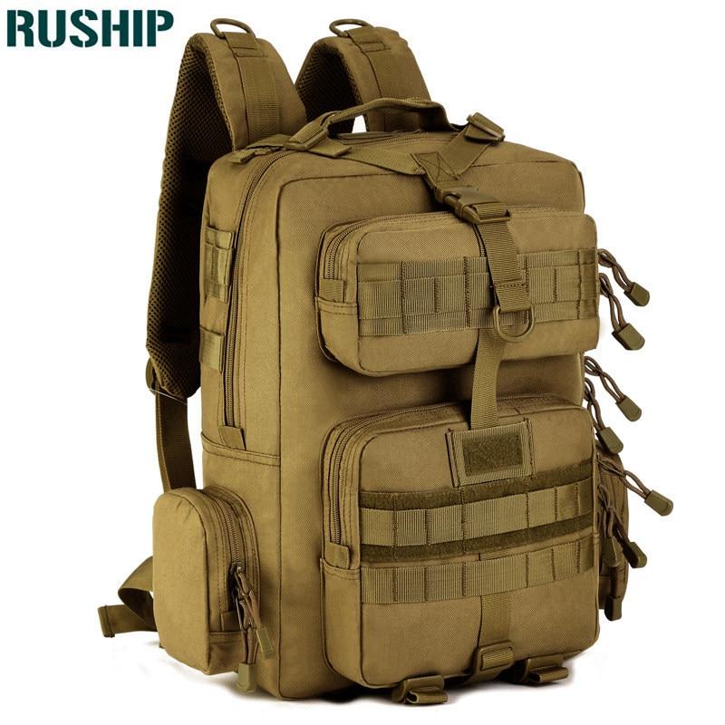 waterproof Nylon 1000D Designer Military Assault Molle Backpack Daypack Riding Travel Famous Famous Laptop Bag Rucksack
