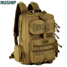 Men waterproof Nylon Designer Military Assault Molle Backpack Daypack Riding Travel Famous Famous Laptop Bag Rucksack Knapsack