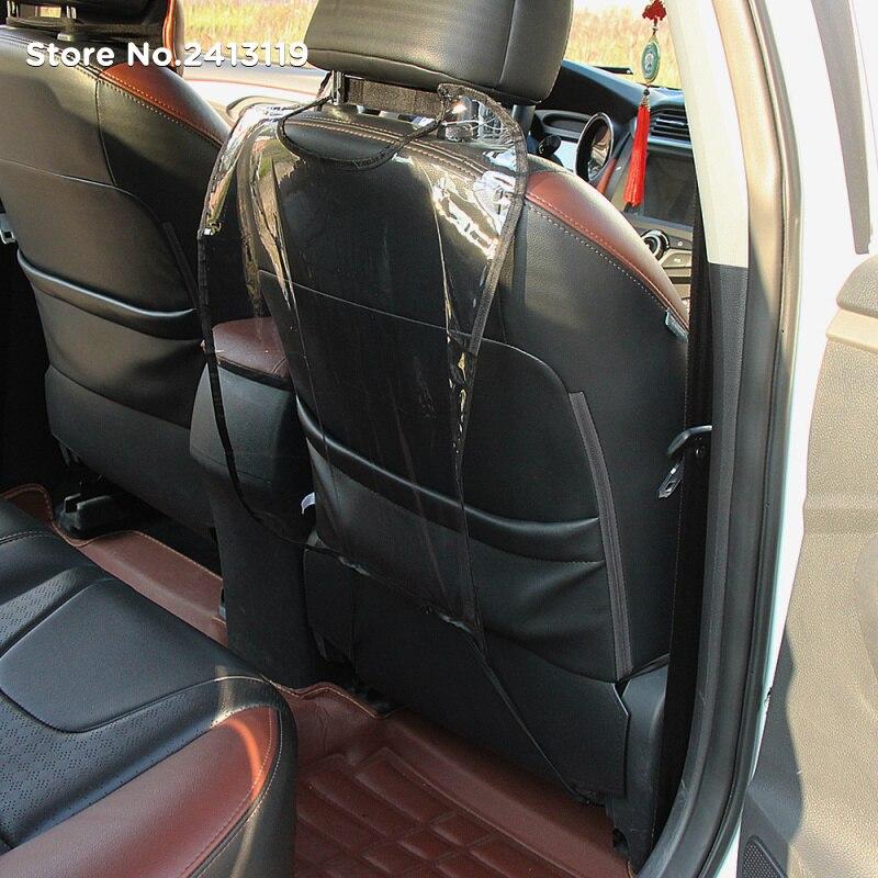 Car Seat Back Cover Baby Toddler Anti Kick Mat for VOLVO V40 V60 S60 S80 XC60 XC90-in Interior ...