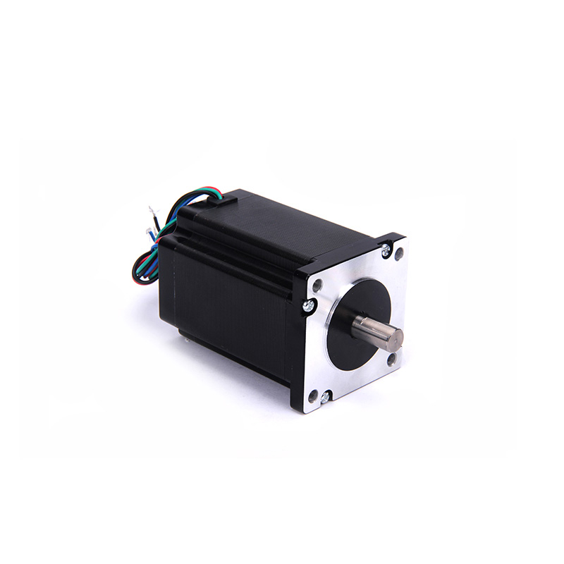 High torque 60 Stepper Motor 2 PHASE 4-lead NEMA24 60BYGH/6018HB4 motor 85.5MM 2.8A/4A 3.1N.M LOW NOISE motor for CNC XYZ