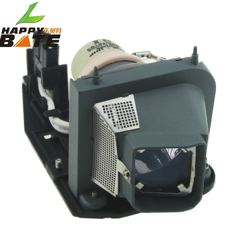 311-8943/725-10120 Replacement Projector Lamp with Housing for  1209S 1409X 1609WX 1609X 1406X 1609HD happybate 311 8943 725 10120 uhp 190 160w original projector lamp module for d ell 1209s 1409x 1510x 1609wx 1609x 1609hd
