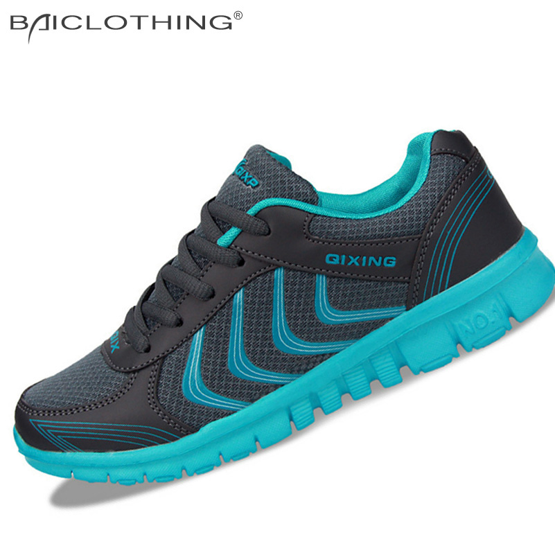6 Colors Fashion Women Shoes 2016 Summer Style Mesh Patchwork Breathable Casual Shoes Outdoor Lace up