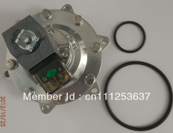 XQPC provide 2'' embedded dust collector valve like CA50MM010 of GOYEM