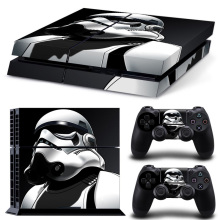 Star Wars PS 4 Vinyl Game Skin Sticker & Controllers Skins PS4 Accessories