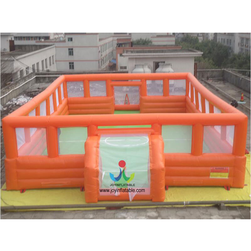 Terrain de Football gonflable 18X15X2.5 M jeux de Sports de plein air pour enfants et adultes terrain Portable gonflable