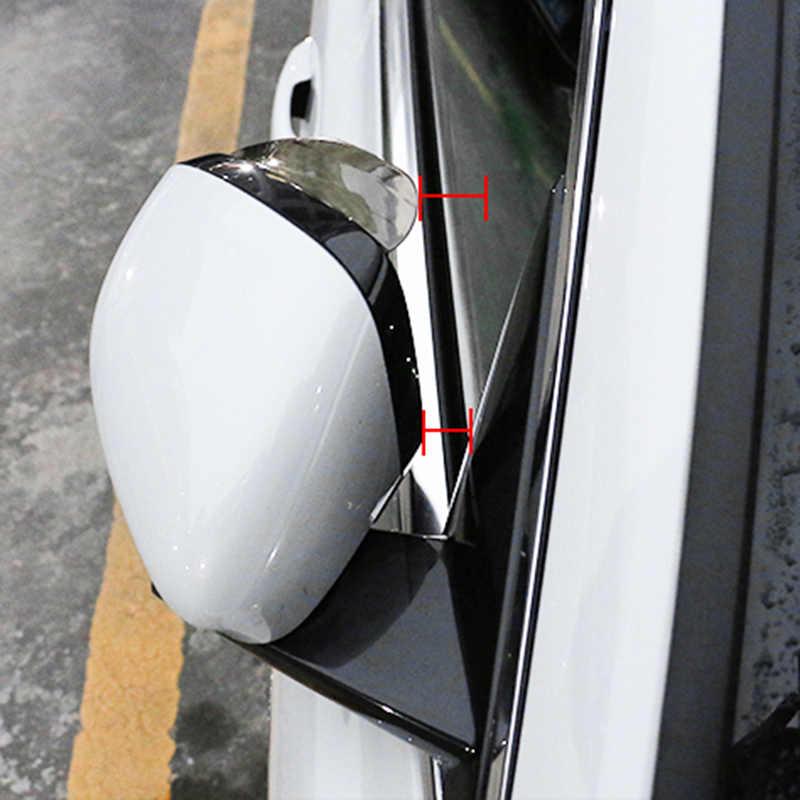 Car Accessories Rearview Mirror Rain Shade FOR peugeot 207 jetta mk6 honda city vw polo chevrolet nissan kicks audi a3 for jeep